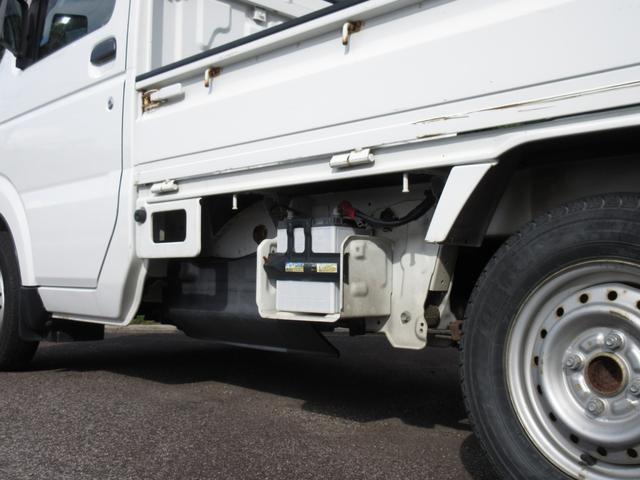 KU エアコン パワステ 5MT 2WD 三方開 軽トラ(7枚目)