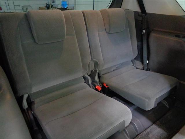 TX 4WD フルセグ HDDナビ DVD再生 バックカメラ ETC 乗車定員7人 3列シート ワンオーナー(20枚目)