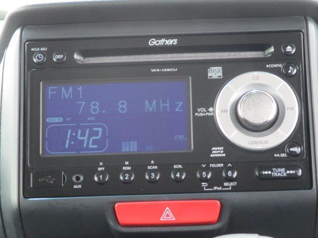 G 4WD ミュージックプレイヤー接続可 HIDヘッドライト 記録簿 アイドリングストップ(11枚目)