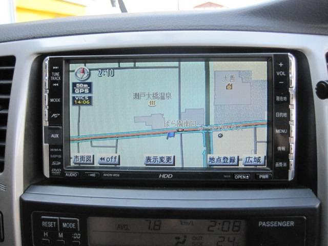 SSR-G 純HDDナビ ETC サンルーフ 本革シート(19枚目)