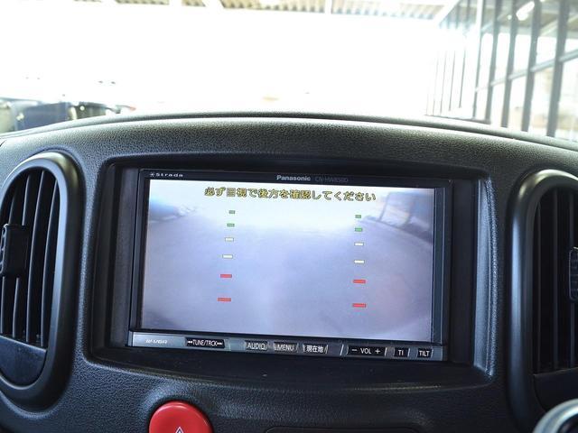 日産 キューブ 15X インディゴセレクション HDDナビTV ETC