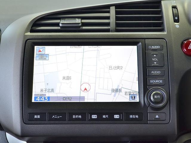 HDDナビを装備しております!HDDナビは、情報の容量が大きく、検索スピードも早いのが特徴です。