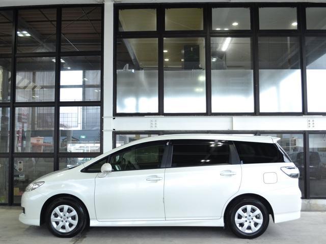「トヨタ」「ウィッシュ」「ミニバン・ワンボックス」「鳥取県」の中古車5
