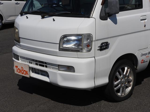 ダイハツ ハイゼットトラック エアコン 15AW CD