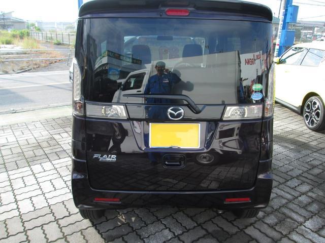 「マツダ」「フレアワゴンカスタムスタイル」「コンパクトカー」「広島県」の中古車7