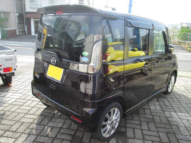 「マツダ」「フレアワゴンカスタムスタイル」「コンパクトカー」「広島県」の中古車9