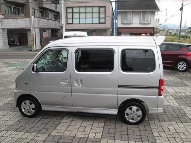 「スズキ」「エブリイワゴン」「コンパクトカー」「広島県」の中古車4