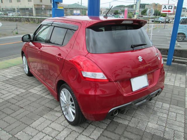 「スズキ」「スイフトスポーツ」「コンパクトカー」「広島県」の中古車8