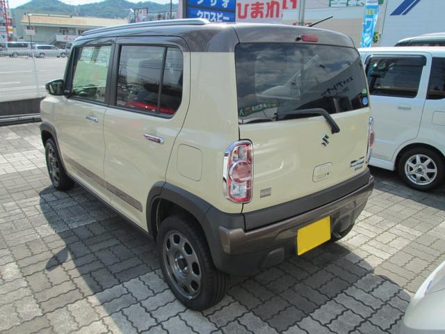 「スズキ」「ハスラー」「コンパクトカー」「広島県」の中古車5