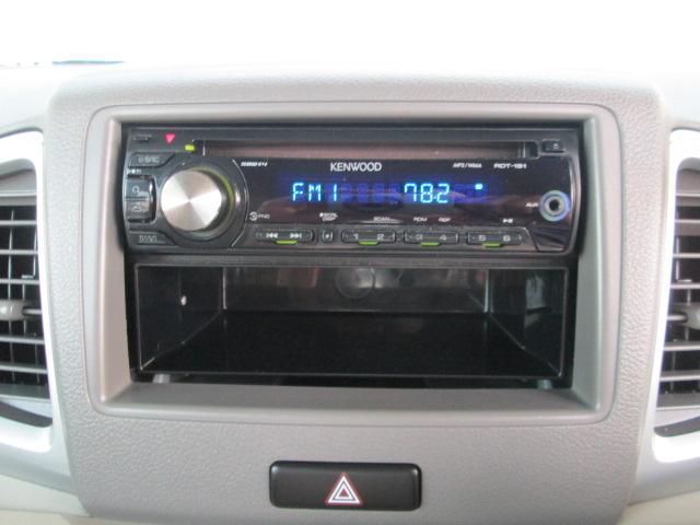 XS 社外CDオーディオ レーダーブレーキサポート(4枚目)