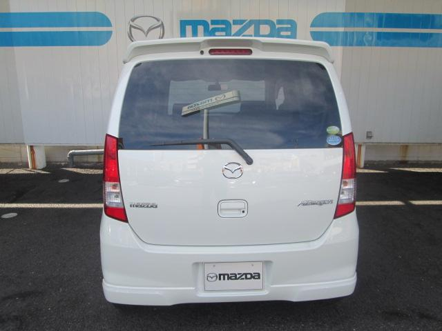「マツダ」「AZ-ワゴン」「コンパクトカー」「広島県」の中古車4