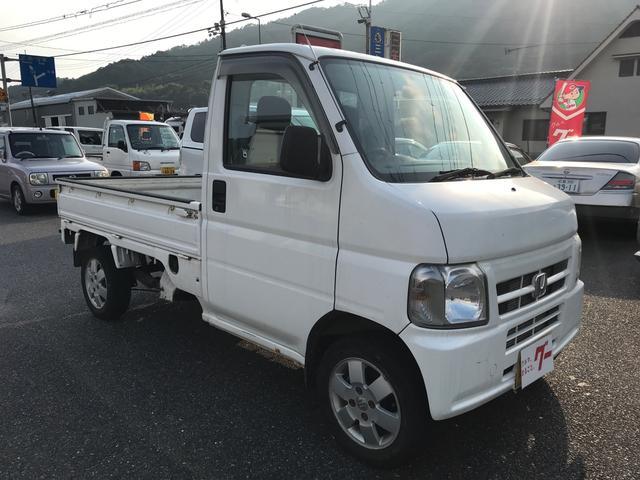 「ホンダ」「アクティトラック」「トラック」「広島県」の中古車3