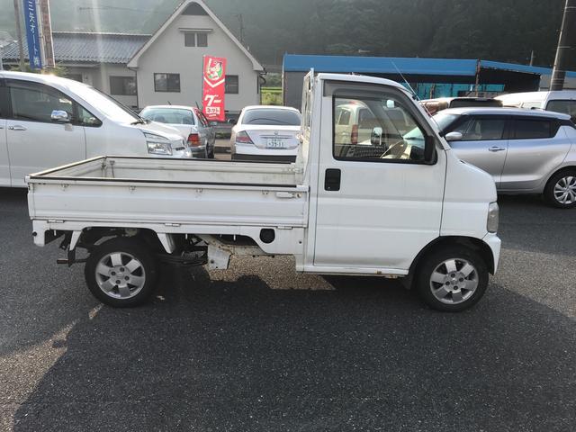 「ホンダ」「アクティトラック」「トラック」「広島県」の中古車4