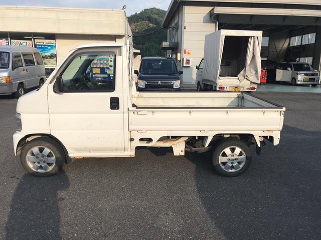 「ホンダ」「アクティトラック」「トラック」「広島県」の中古車5