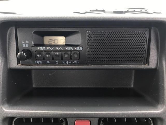 KCエアコン・パワステ 4WD 5速MT ETC エアコン(5枚目)