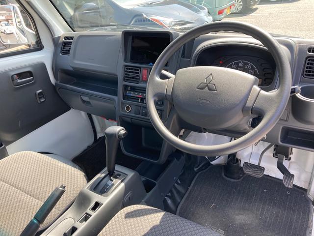 G 4WD エアコン パワステ キーレス(10枚目)
