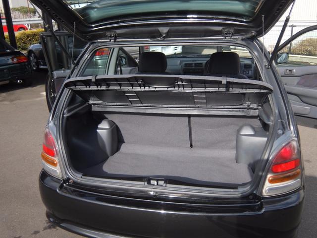 トヨタ スターレット グランツァV EXパッケージ 最終型 5MT