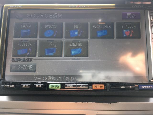ホンダ ゼストスパーク Wターボ ナビ TV アルミ 衝突安全ボディ ベンチシート
