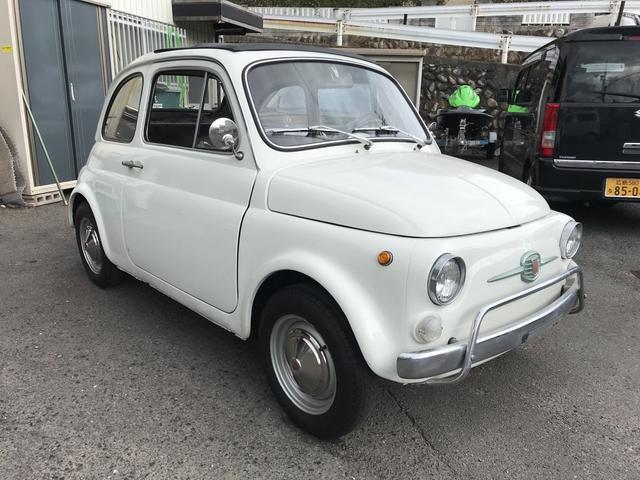 「フィアット」「500(チンクエチェント)」「ミニバン・ワンボックス」「広島県」の中古車3