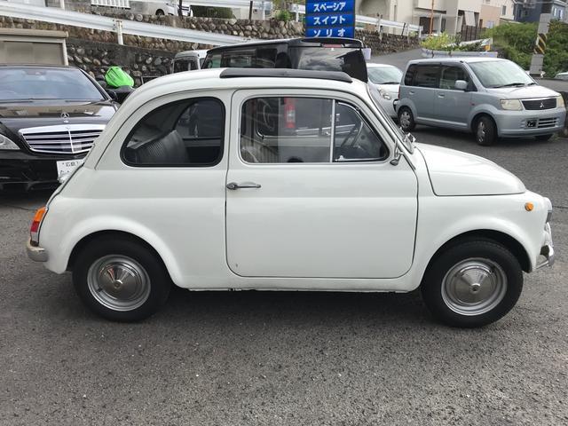 「フィアット」「500(チンクエチェント)」「ミニバン・ワンボックス」「広島県」の中古車4