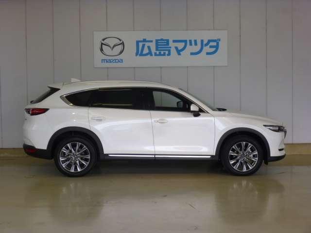 「マツダ」「CX-8」「SUV・クロカン」「広島県」の中古車7