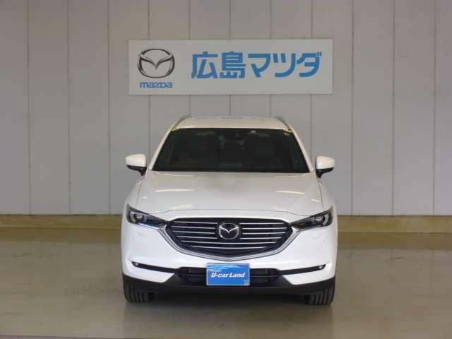 「マツダ」「CX-8」「SUV・クロカン」「広島県」の中古車10
