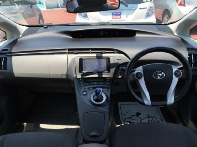 トヨタ プリウス S ツーリングセレクション ナビTV バックカメラ ETC