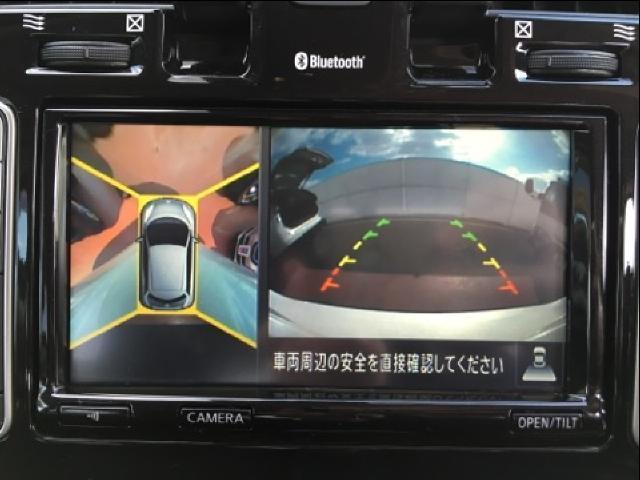 X アラウンドビューモニター ナビTV バックカメラ(5枚目)