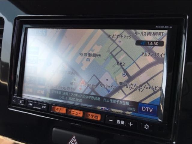 日産 モコ ドルチェX ナビTV ETC HIDヘッドライト