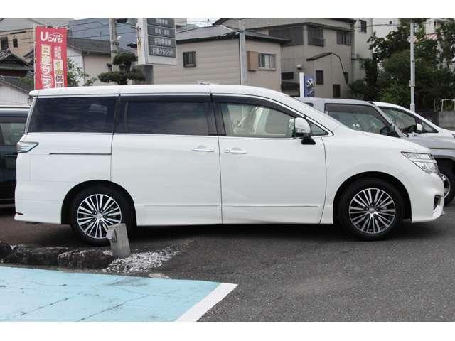 「日産」「エルグランド」「ミニバン・ワンボックス」「高知県」の中古車18