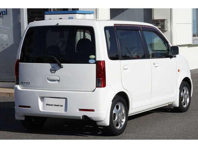 「日産」「オッティ」「コンパクトカー」「高知県」の中古車2