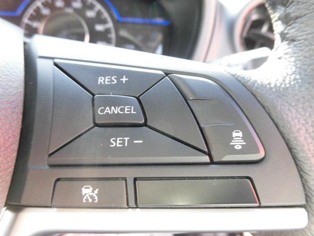 クルーズコントロールが付いてますので、高速走行もラクラク快適!
