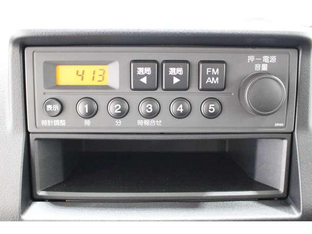 SDX 純正ラジオ(10枚目)