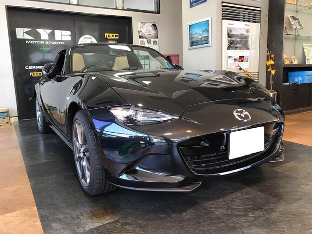 「マツダ」「ロードスターRF」「オープンカー」「山口県」の中古車2