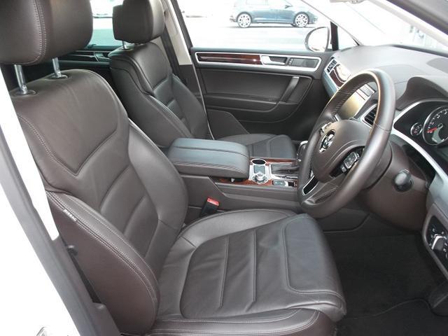 フォルクスワーゲン VW トゥアレグ V6アップグレードパッケージ 認定中古車