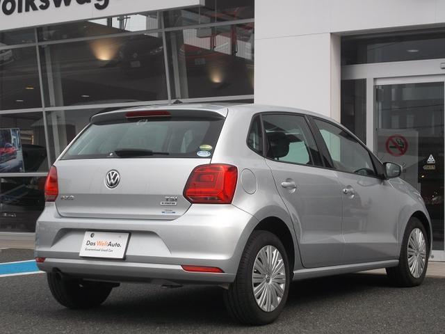 フォルクスワーゲン VW ポロ TSIコンフォートライン 認定中古車
