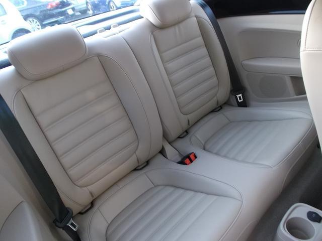 フォルクスワーゲン VW ザ・ビートル デザインレザーパッケージ 認定中古車