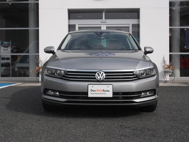 フォルクスワーゲン VW パサート TSIエレガンスライン 認定中古車