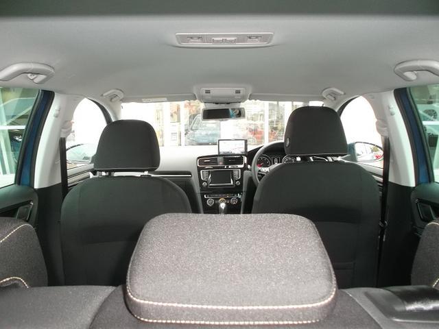 TSIハイラインブルーモーションテクノロジー 認定中古車(11枚目)