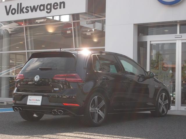 フォルクスワーゲン VW ゴルフR ベースグレード 認定中古車