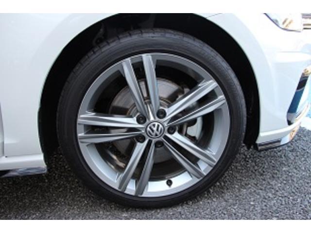 TSI Rライン インフォテイメントシステム 認定中古車(8枚目)