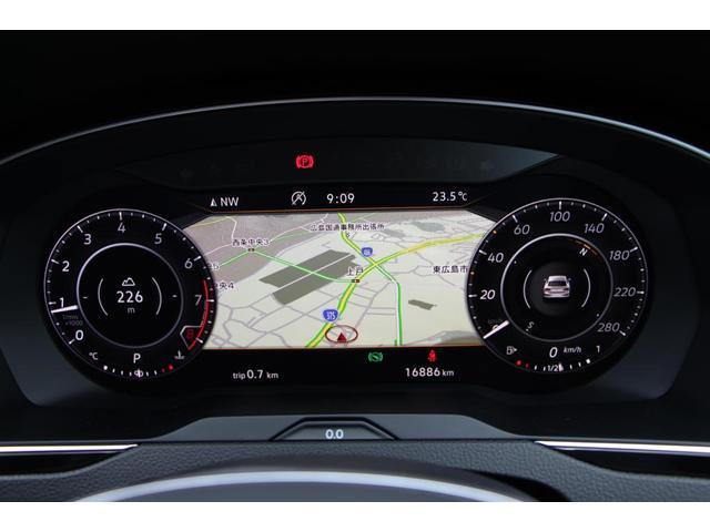 TSI 4モーション エレガンス ナビ リヤビューカメラ パノラマスライディングルーフ DYNAUDIO ナパレザーシート 認定中古車(33枚目)