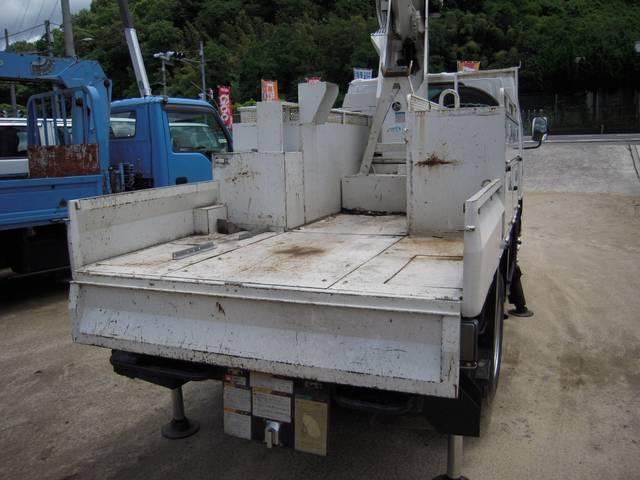 いすゞ エルフトラック アイチSH099 9.9m高所作業車