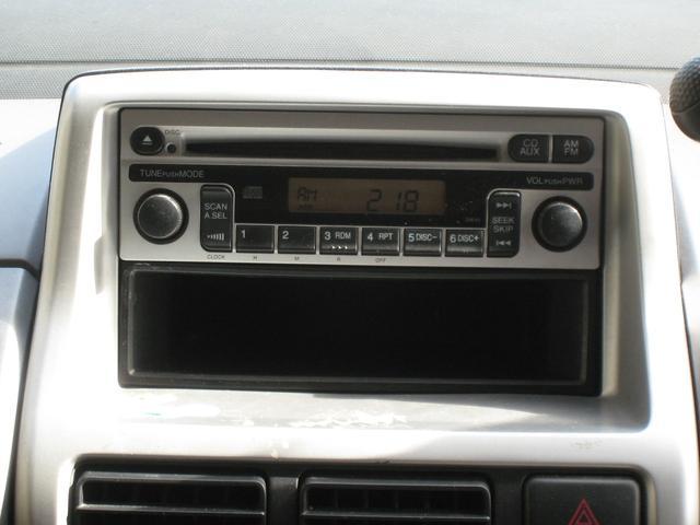 ホンダ ザッツ スペシャルエディション キーレス CD 13インチAW