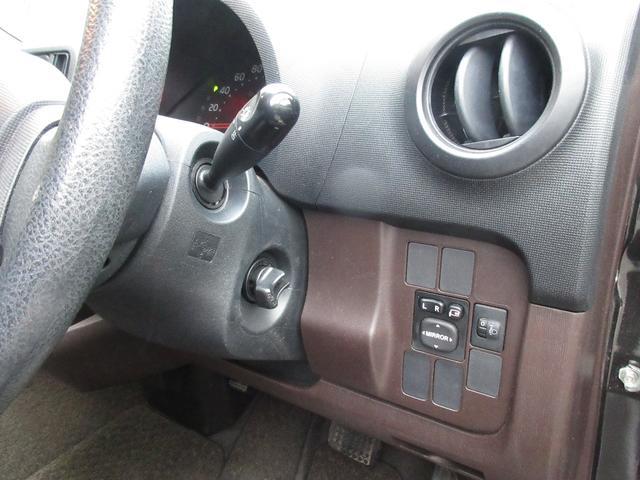 トヨタ パッソ X クツロギ スマートキー アルミ セキュリティ CD