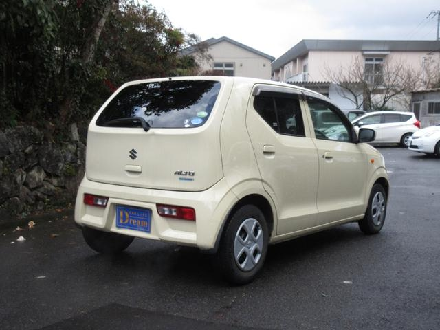 「スズキ」「アルト」「軽自動車」「島根県」の中古車4
