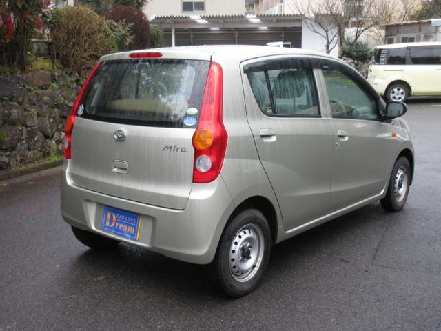「ダイハツ」「ミラ」「軽自動車」「島根県」の中古車4