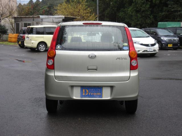 「ダイハツ」「ミラ」「軽自動車」「島根県」の中古車5