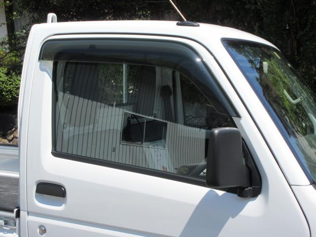KCエアコン・パワステ 4WD 5速MT エアコン パワステ ラジオ 荷台マット(7枚目)