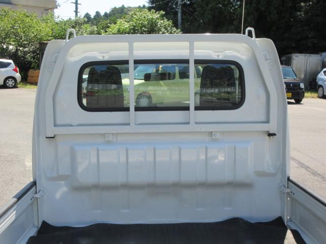 KCエアコン・パワステ 4WD 5速MT エアコン パワステ ラジオ 荷台マット(10枚目)
